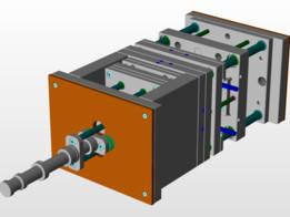 SOLIDWORKS, mold - Most downloaded models | 3D CAD Model