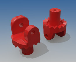 MP-09 Shoulder Joints