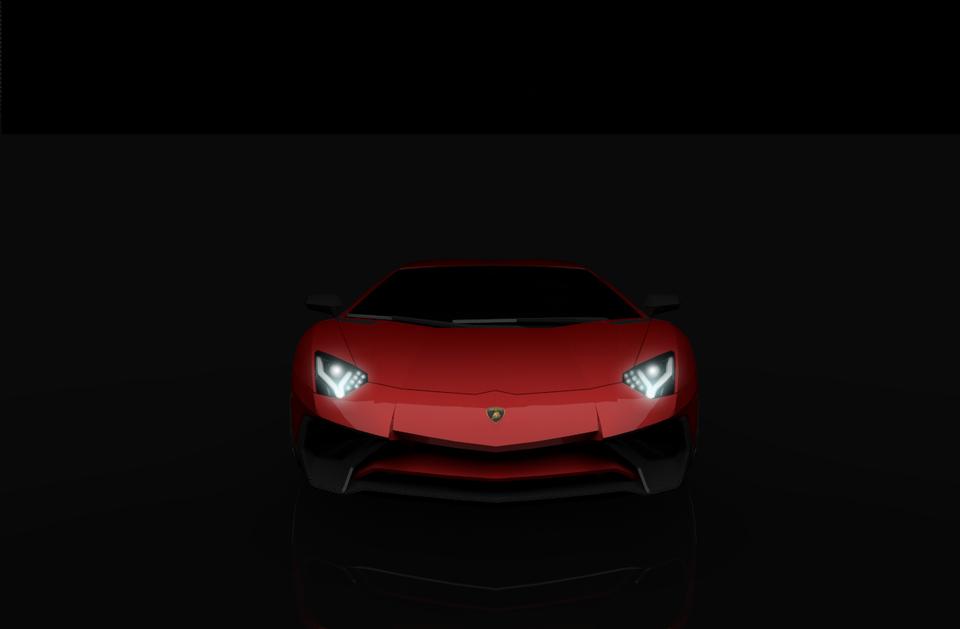 2015 Lamborghini Aventador Lp750 4 3d Cad Model Library Grabcad