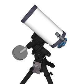 C11 telescope with G11 mount
