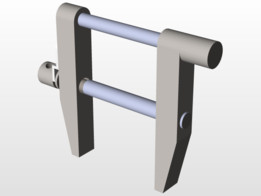 parallel clamp assembly