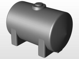 65 Gallon Water Tank