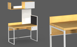 Office workstation design