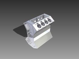 V8 Penholder (3D printable)