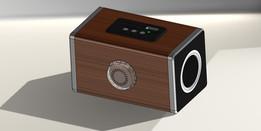 Mini speakers/ USB/card player