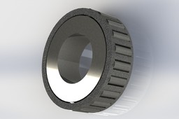 HD 1 inch Neck Bearing-Strait