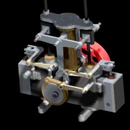 Bernays's Steam Engine (1878)