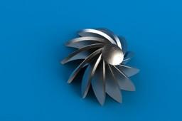 Hélice Náutica de Titanium - Marine Propellers titanium