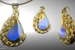 Jewelry Set by Tommy