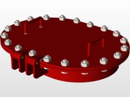 Oval Manhole NS 6262
