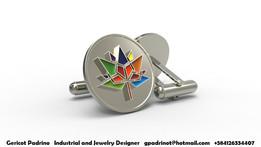 Canada 150 Cufflinks