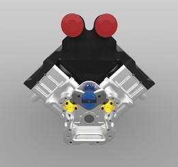 MRVS V6 Engine