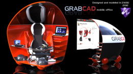 Mobile GrabCAD office