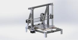 MendelM 3D Printer