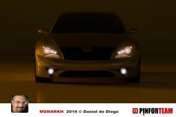 MONARKH by Daniel de Diego