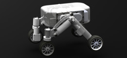 IMROVED OFF-ROAD FACILITY MOBILE ROBOT