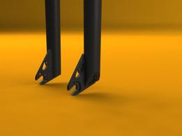 Eastern Hawkeye fork