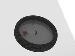 Clock-body
