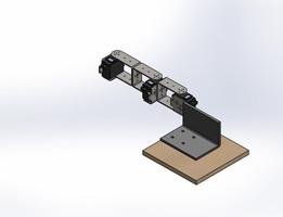 robotic arm - Recent models | 3D CAD Model Collection