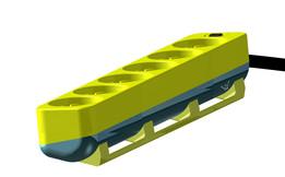 Commel Socket - Design 4