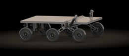rover for mars
