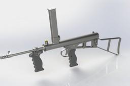 Owen Gun Mark 1 - 1943