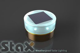 StaX Solar Lighting Pod