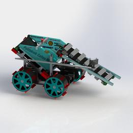 LUNABOTICS MINING ROBOT