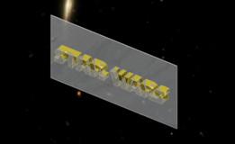 Star Wars Logo (Inventor)