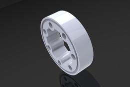 motor hydraulic fitting