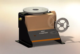 WELD POSITIONING TABLE, ROTARY TABLE