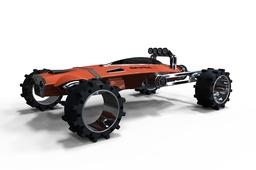 Off-Road Future Vehicle