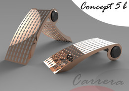 Cheese grater concept