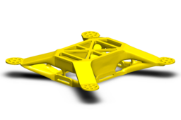 Quadcopter Optimized Frame