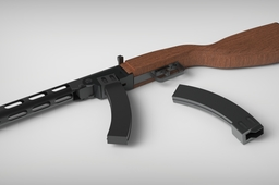 PPSH-41 Thompson Project