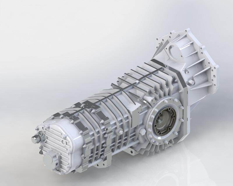 transaxle - Recent models | 3D CAD Model Collection