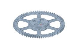 LEGO (R) Compatible T72 Gear Ver.2