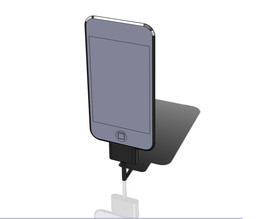 Ipod Touch, with Connector