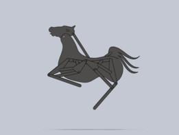Mechanical Horse Mechanism