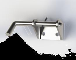 spring pin latch (metric)