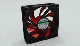 Sunon 80mm Fan