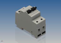 ABB Circuit Breaker S201U-C10-ABBG
