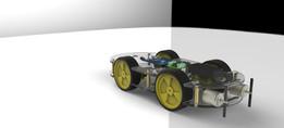 Propeller powered Car
