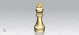 Chess piece 2