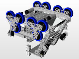 2015-2016 RES-Q | Team 7209 TechHogs Robotics