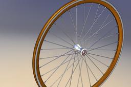 "26""/559 ISO wheelchair wheel"