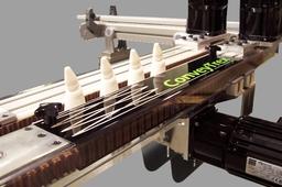 Custom side grip conveyor