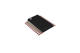 TSSOP 24 Pin (Thin Shrink Small Outline):