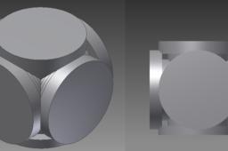 Turner's Cube Negative Image