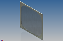 120mm Fan Screen